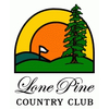 Lone Pine Country Club Logo