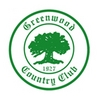 Lake/Cedar at Greenwood Country Club - Private Logo