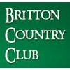Britton Country Club - Public Logo