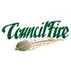 Council Fire Golf Club - Private Logo