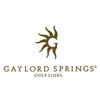 Gaylord Springs Golf Links Logo