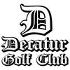 Decatur Country Club - Semi-Private Logo