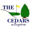 Cedars on Bergstrom Golf Course - Public Logo