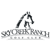 Sky Creek Ranch Golf Club Logo