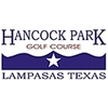 Hancock Park Municipal Golf Course - Public Logo