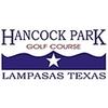 Hancock Park Municipal Golf Course - Public Logo