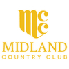 Midland Country Club - Private Logo