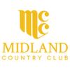 Midland Country Club - Private Logo