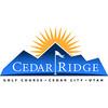 Cedar Ridge Golf Course - Public Logo