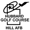 Hubbard Golf Course, Hill AFB - Military Logo