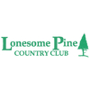 Lonesome Pine Country Club - Private Logo