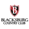 Blacksburg Country Club - Private Logo