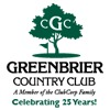 Greenbrier Country Club - Private Logo