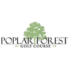 Poplar Forest Golf Course - Public Logo
