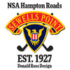 Sewells Point Golf Course - Military Logo