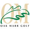 Oak Marr Golf Complex - Public Logo