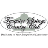 Fauquier Springs Country Club - Private Logo