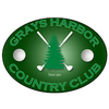 Grays Harbor Country Club - Private Logo