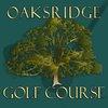 Oaksridge Golf Course - Public Logo