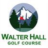 Walter E. Hall Memorial Golf Course - Public Logo