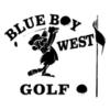 Blue Boy West Golf Course - Public Logo