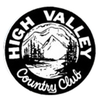 High Valley Country Club - Private Logo