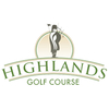 Highlands Golf Course - Public Logo