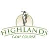 Highlands Golf Course - Public Logo