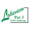Lakeview Par 3 Golf Challenge - Public Logo