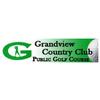 Grandview Country Club - Public Logo
