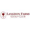 Langdon Farms Golf Club - Public Logo