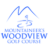 Mountaineers Woodview Golf Course - Public Logo