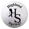 Highland Spring Golf Course - Public Logo