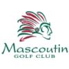 White/Blue at Mascoutin Golf Club - Semi-Private Logo