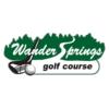 River/Garden at Wander Springs Golf Course - Public Logo
