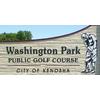Washington Park Municipal Golf Course Logo