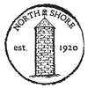 White/Red at North Shore Country Club - Private Logo