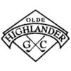 Olde Highlander Golf Club Logo