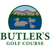 Butler's Golf Course - Woodside Course Logo