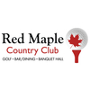 Red Maple Country Club Logo