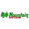 Rib Mountain Golf Course - Public Logo