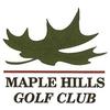 Maple Hills Golf Course - Semi-Private Logo