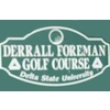 Delta State University - Derrall Foreman Course Logo