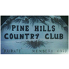 Pine Hills Country Club Logo