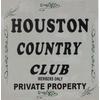Houston Country Club - Private Logo