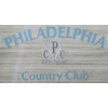Philadelphia Country Club - Private Logo