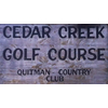 Quitman Country Club - Private Logo
