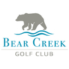 Bear Creek Golf Club - Private Logo