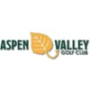 Aspen Valley Golf Club - Private Logo