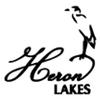 Leisure World Golf - Heron Lakes Course Logo